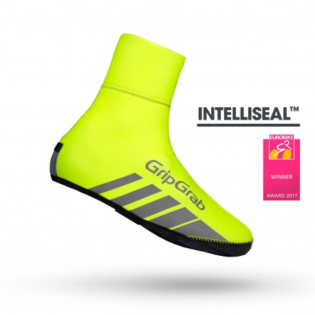 GripGrab RaceThermo Hi-Vis Shoe Covers