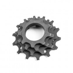 e*thirteen TRS Plus Steel Cogs for 11/10-delt Kassettadapter