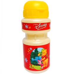Stamp Disney Ole Brumm 350ml Sykkelflaske m/holder