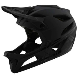 Troy Lee Designs Stage Mips Stealth Hjelm
