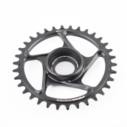 e*thirteen e*spec Aluminium Direct Mount Chainring, krankdrev